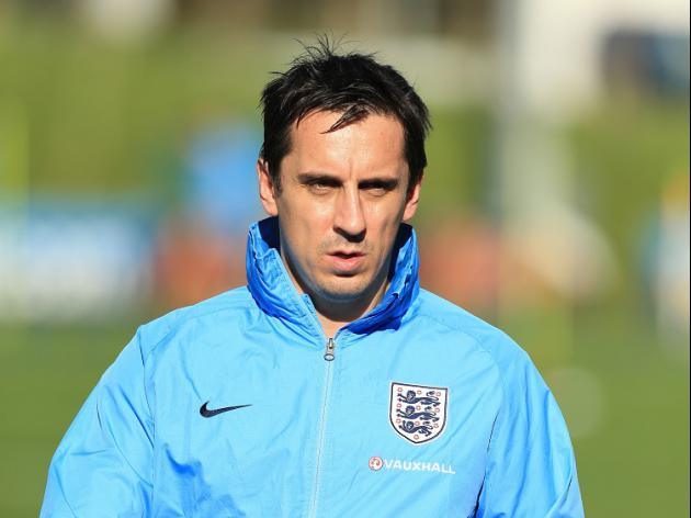 Neville dismayed by United approach