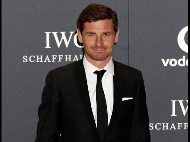 Villas-Boas confirmed as Spurs boss