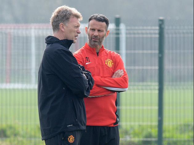 Giggs wants United to attack