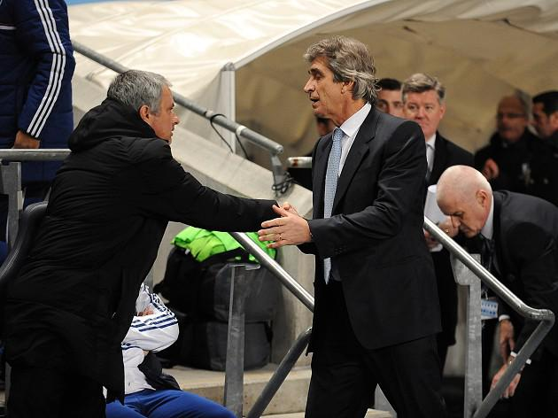 Pellegrini hits back at Mourinho