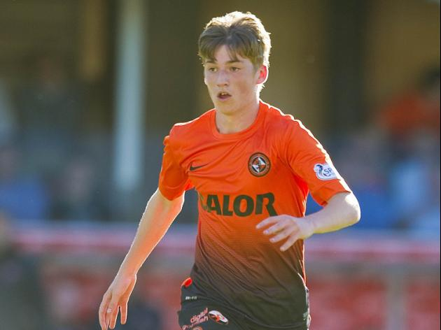 United cash in on Gauld's talent