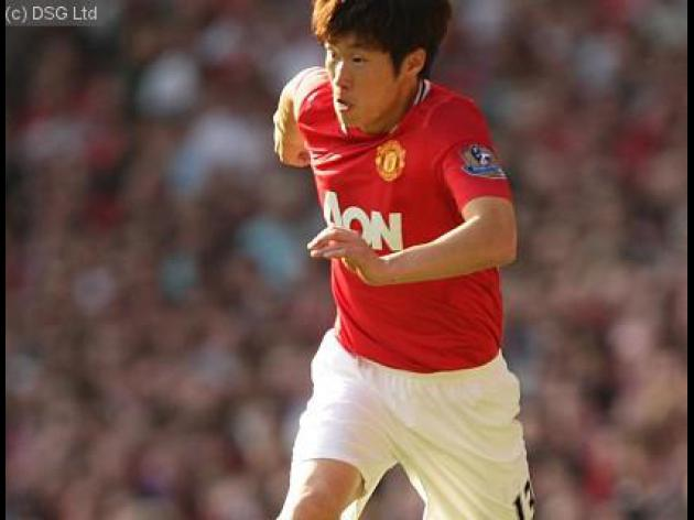 Player of the day: Park Ji-Sung
