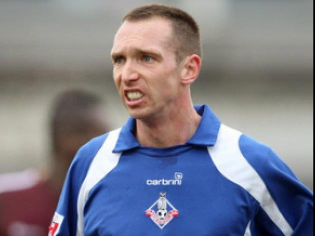 Allott back with the Spireites