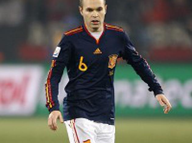 Iniesta demands more from Spain