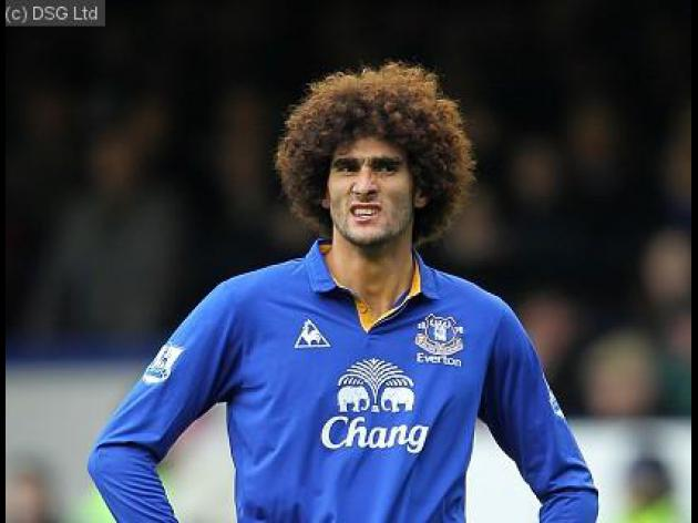 Player of the day: Marouane Fellaini