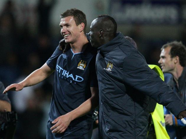 Blackburn Rovers 0-1 Manchester City: Report