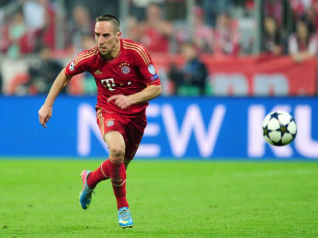 Ribery in form of career, says Bayern boss
