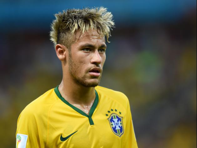 We tried, but were slipping -- Brazils Neymar