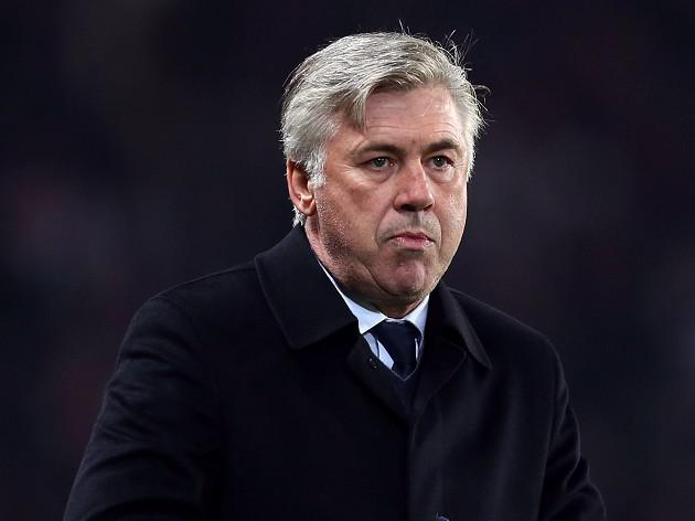 Real Madrid name Carlo Ancelotti new manager