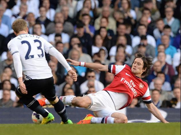 Rosicky: Gunners ignoring doubters