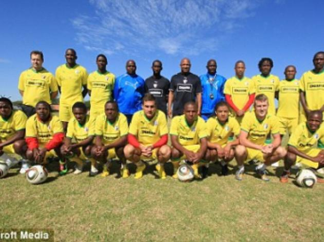 WORLD CUP 2010: Meet South Africa's Platinum Stars