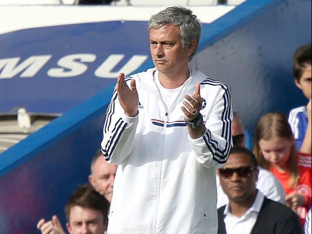 Mourinho: Home loss was highlight