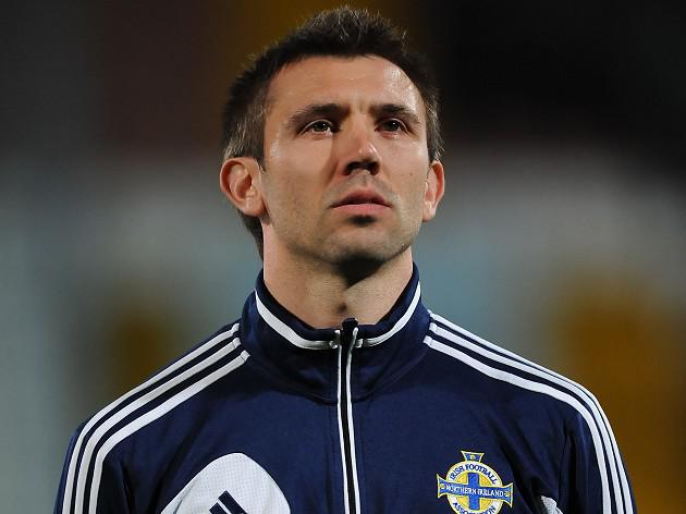 Northern Ireland's McAuley wants to right wrongs