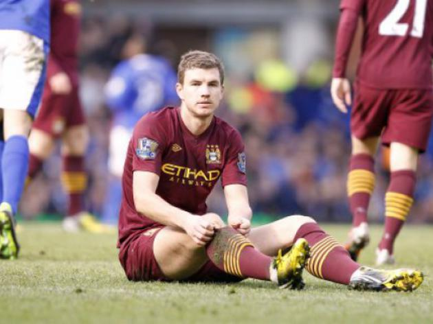 Could Dzeko be Edin to Arsenal? Arsenal linked with Manchester City forward