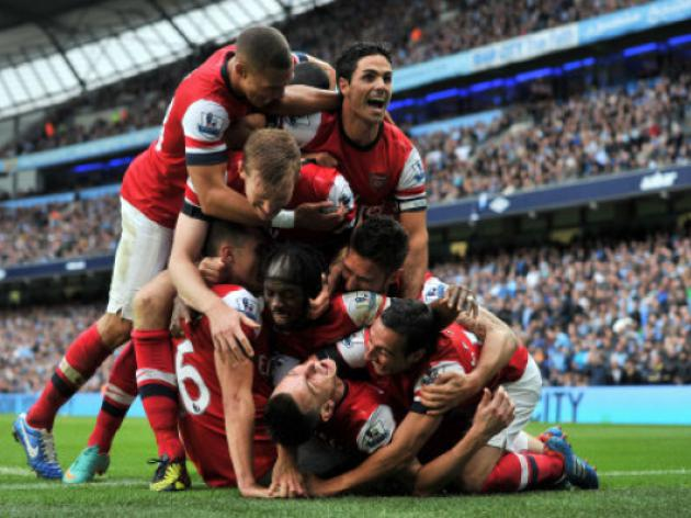 Could Arsenal Be Premier League Title Favourites?