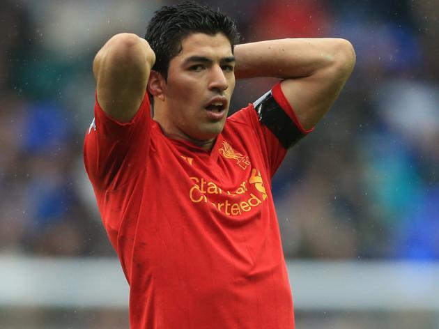 Luis Suarez to go to Chelsea?