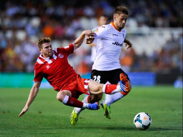 Sevilla-Valencia in Europa League semi-final