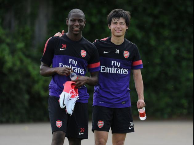 Arsenal To Off Load Ryo Miyaichi To Top Dutch Club