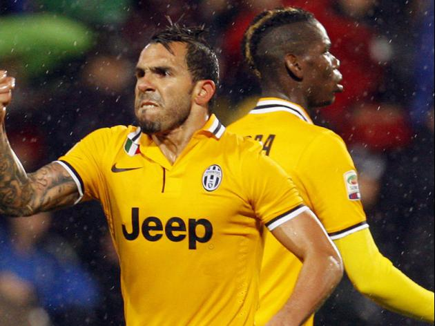 Juve on brink of Serie A title after win