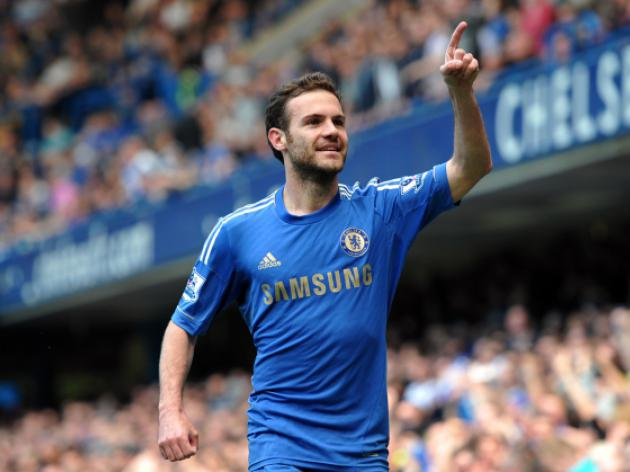 Forget the rumours of Mata leaving Chelsea. He's the 'Juan' for Mourinho!