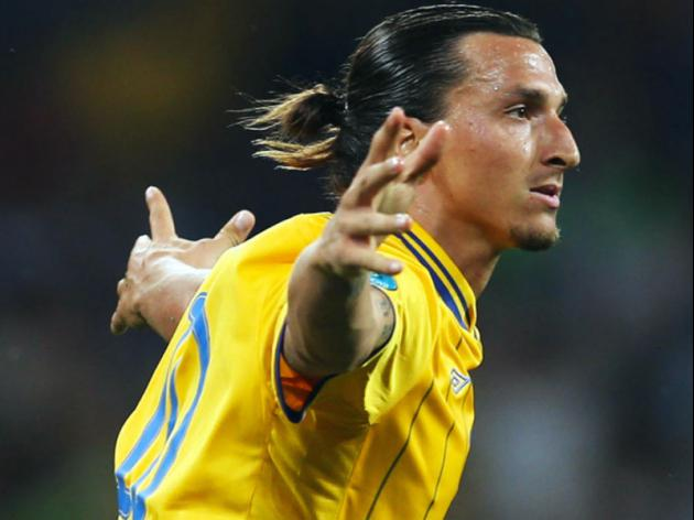 Ibrahimovic to miss Swedens friendly with France