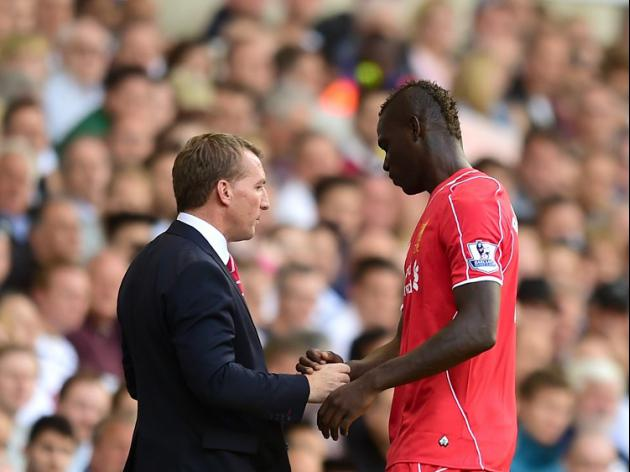 Rodgers plays down Balotelli concerns