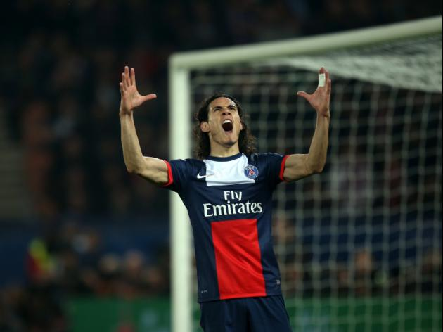 Man United on red alert: Cavani wants in on the Premier League