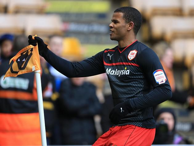 Campbell leads Cardiff to win over Wolves
