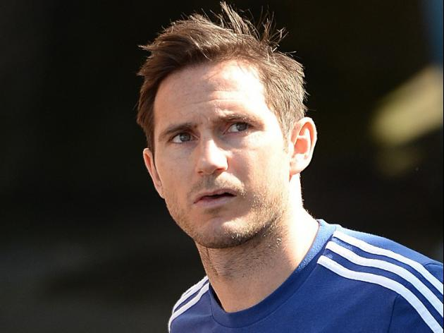 Lampard set for Manchester City loan