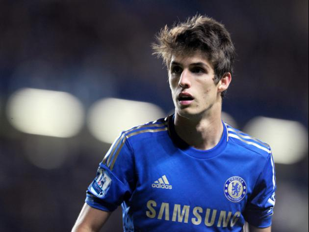 Lucas Piazon set to go on loan again from Chelsea