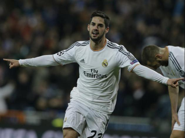 Isco wanted by Liverpool and Manchester City as Real Madrid prepare to fund James Rodriguez deal