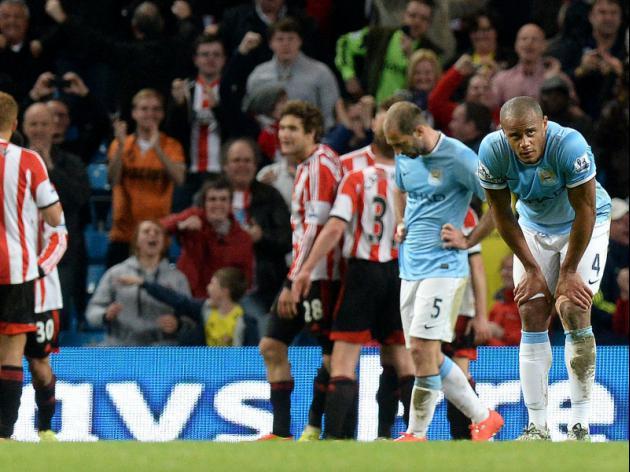 Liverpool hangover cost Man City - Pellegrini
