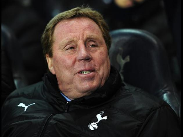 Redknapp counts the wins