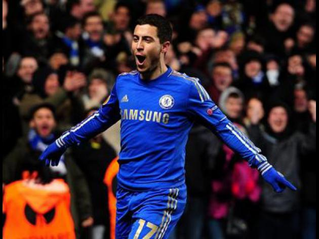 Hazard heroics see Chelsea through