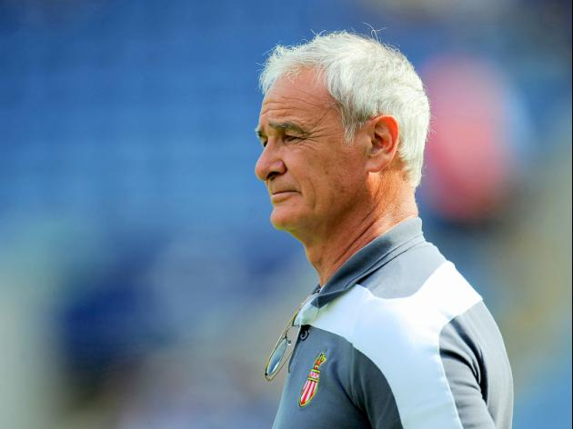 Ranieri stands down as Monaco coach