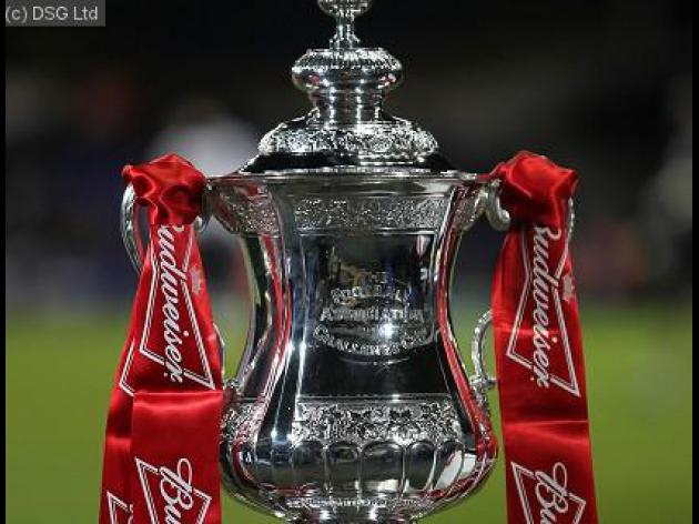 Coventry City or Morecambe have been allocated ball number 61 in Sunday's FA Cup Third Round draw