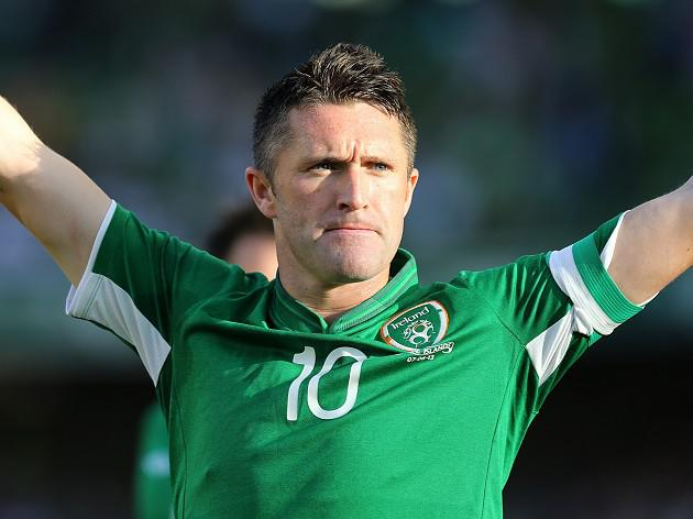 Robbie Keane sets sights on management
