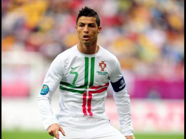 Ronaldo boost for Portugal