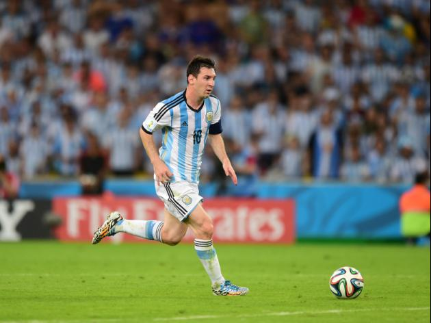 Messi hails Argentinas best match