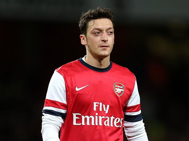 Ozil looks 'tired' - Usmanov
