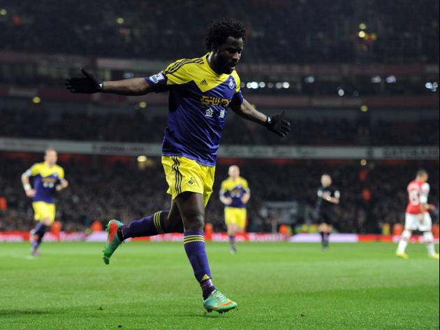 Bony spurred on by Drogba
