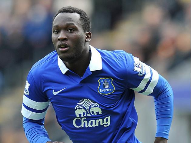 Everton close in on Lukaku