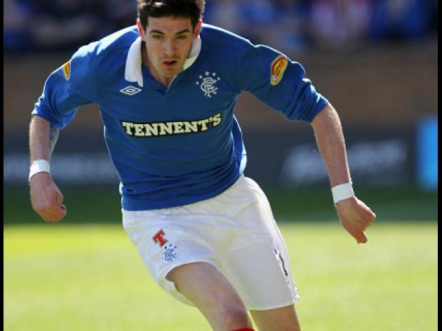 Lafferty blow for Rangers