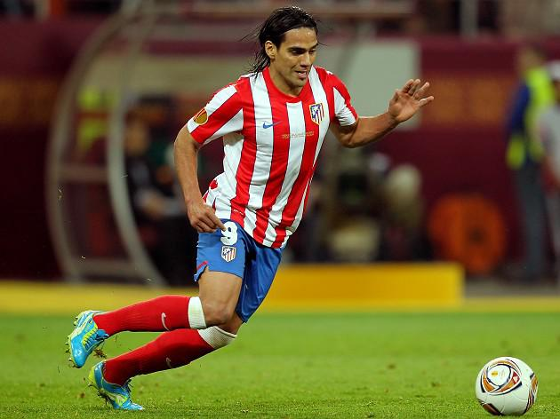 Monaco medical for Falcao - reports