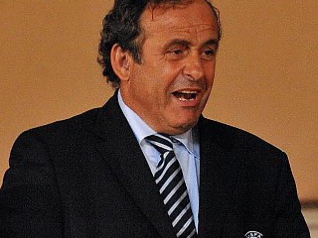 Platini to discuss match-fixing with Greek PM
