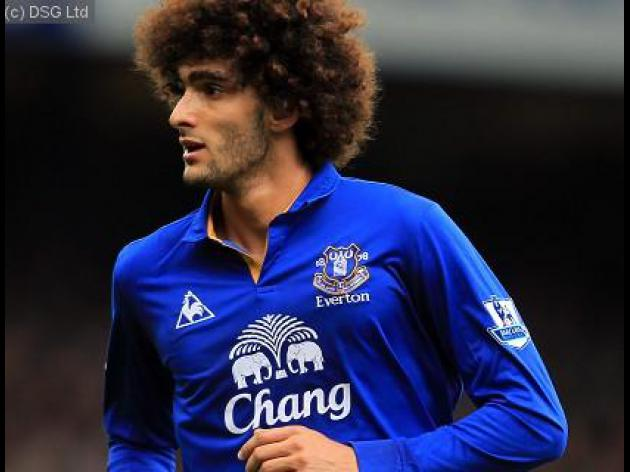 Chelsea looking to steal Fellaini