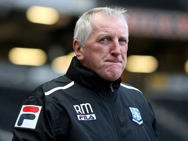Tranmere suspend manager Moore