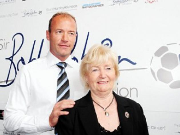 Newcastle legend Shearer new patron of Sir Bobby Robson Foundation