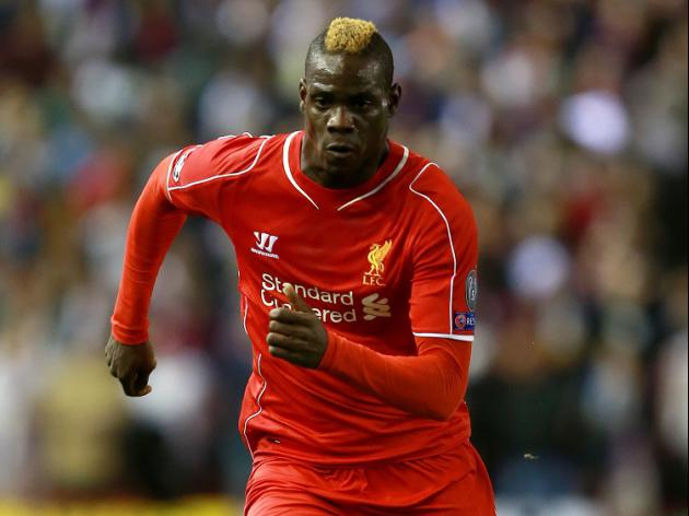 Rodgers: Balotelli is working hard