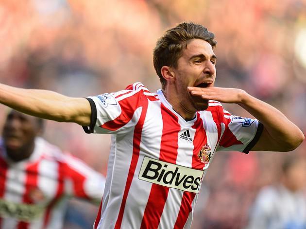 Borini goal sees Sunderland victorious
